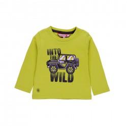 "Camiseta malha ""safari""..."