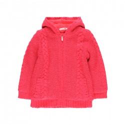 Casaco tricot básico para...