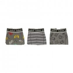 Pack 2 boxers para menino