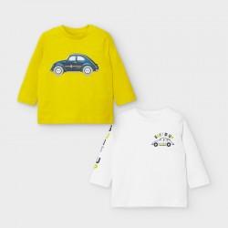 Set 2 camisolas carros