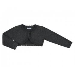 Casaco tricot básico