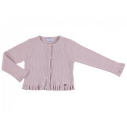 Casaco tricot