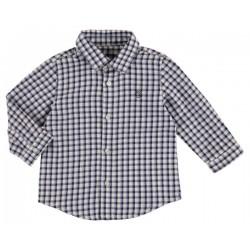 Camisa m/comp.xadrez