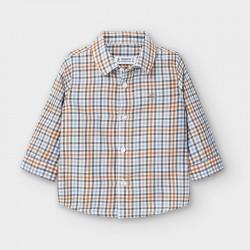 Camisa m/comp. xadrez