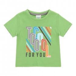 "Camiseta malha ""letras""..."