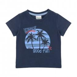 "Camiseta malha ""palmeiras""..."