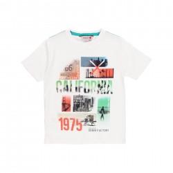 """Camiseta malha """"california""""..."""