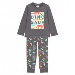 Pijama malha para menino