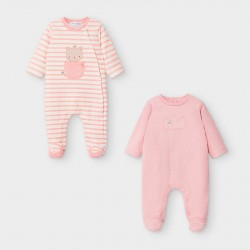 Pack 2 Babygrows