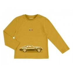 Camiseta m/comp. carro