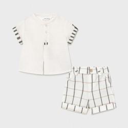 Conj. calção e camisa