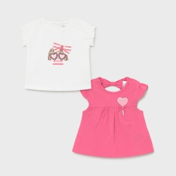 Pack 2 camisetas m/curta
