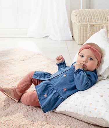 Recém Nascido Menina - 0 a 12 meses