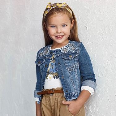 Menina - 2 a 9 anos