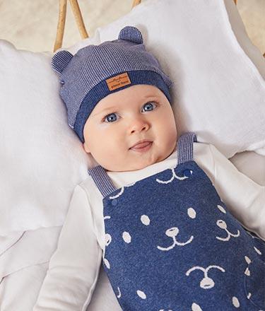 Recém Nascido Menino - 0 a 12 meses