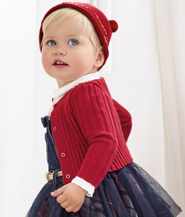 Bebé menina - 6 a 36 meses