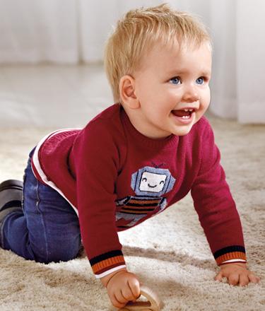 Bebé menino - 6 a 36 meses
